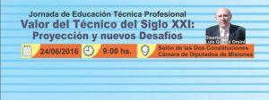 Capacitación docente en Misiones:  ...