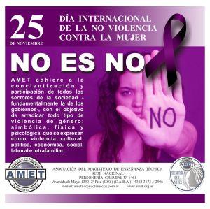 Día Internacional de la No ...